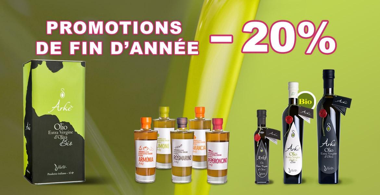 Promo Huiles Aromatiques