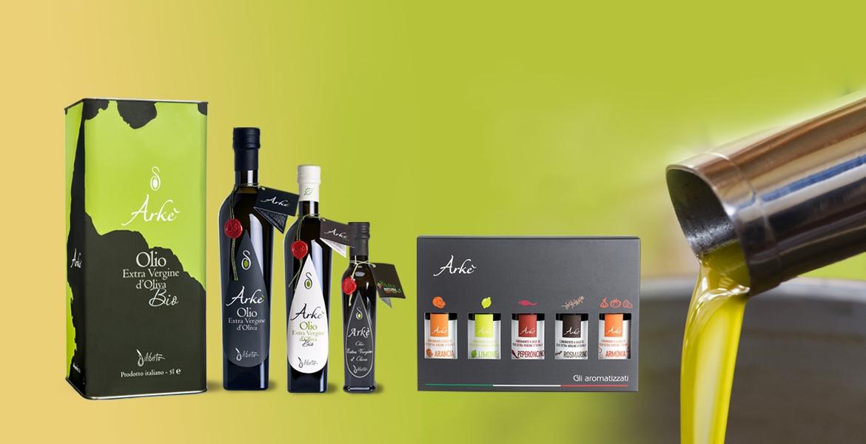 Huile d'olive Arké