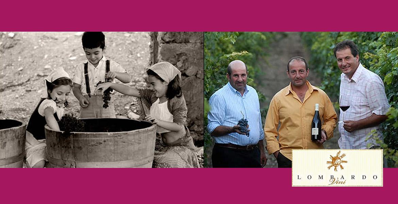 Les vins rosés chez Lombardo