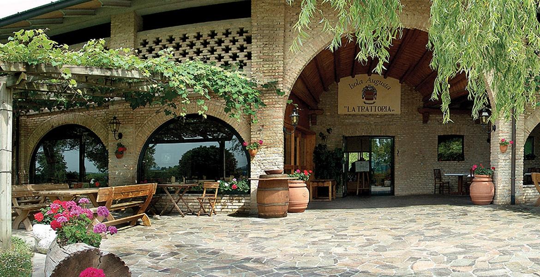 Les vins rosés chez Isola Augusta