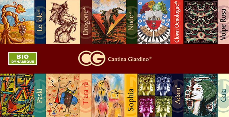 Witte Wijn Brussel Cantina Giardino