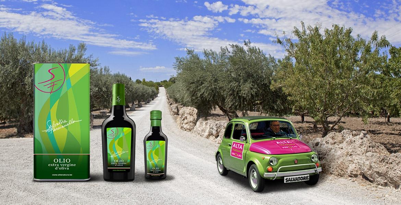 huiles d'olive salvatore fascianella