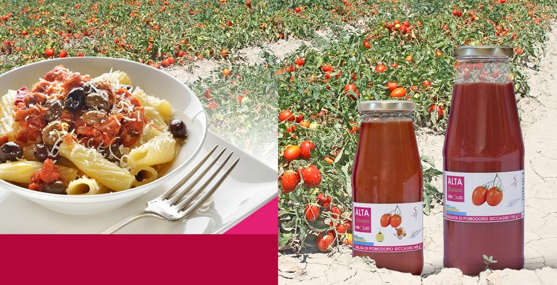 Sauces tomates Altanatura