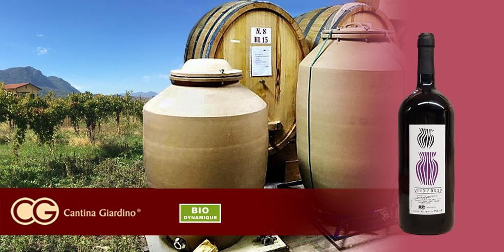 Vin rouge - Cantina Giardino - 3
