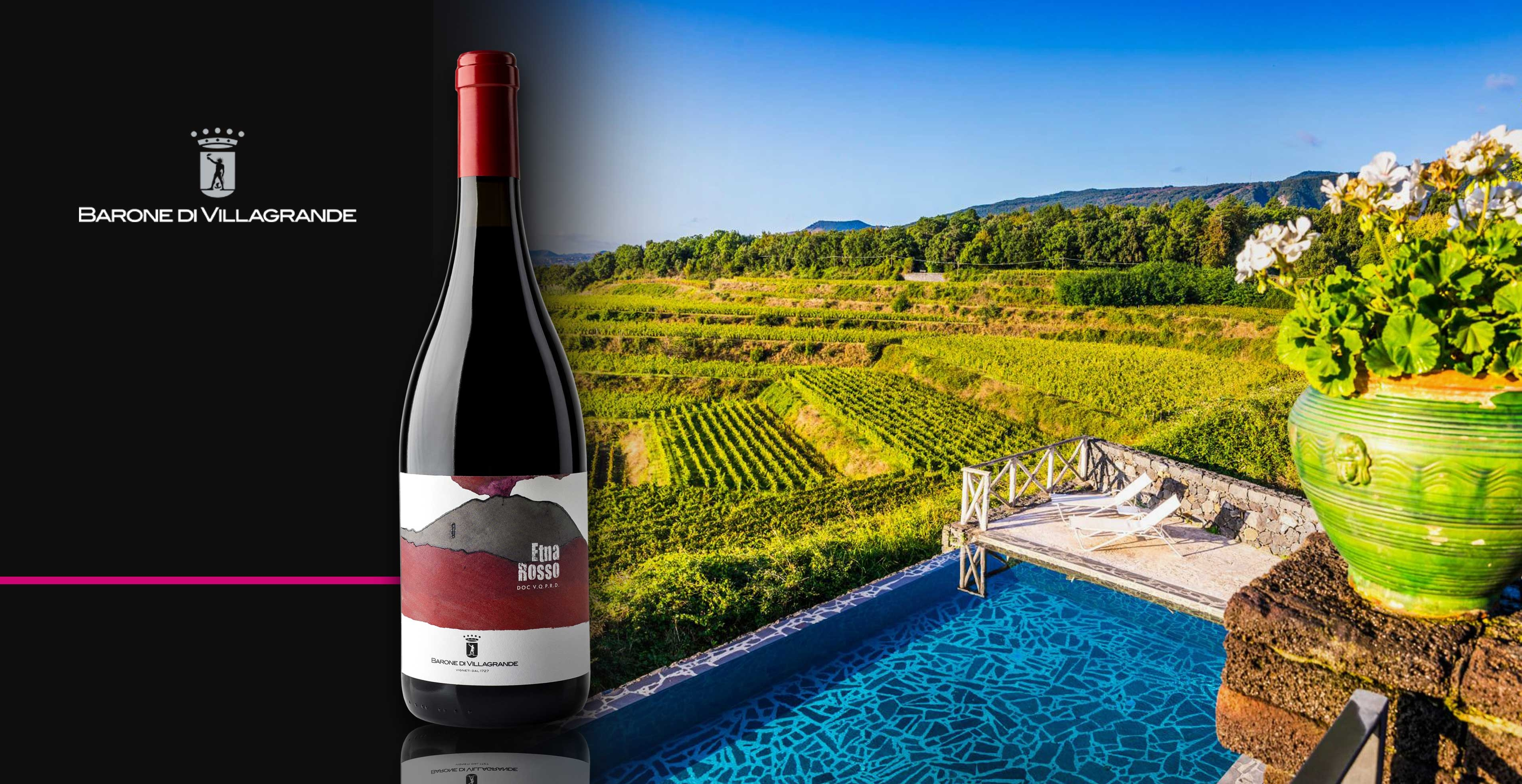 Vins Rouges Bruxelles Barone di Villagrande