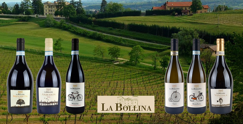 Rosé wijnen Brussel La Bollina
