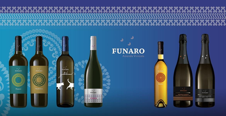Zoete wijn Brussel Funaro