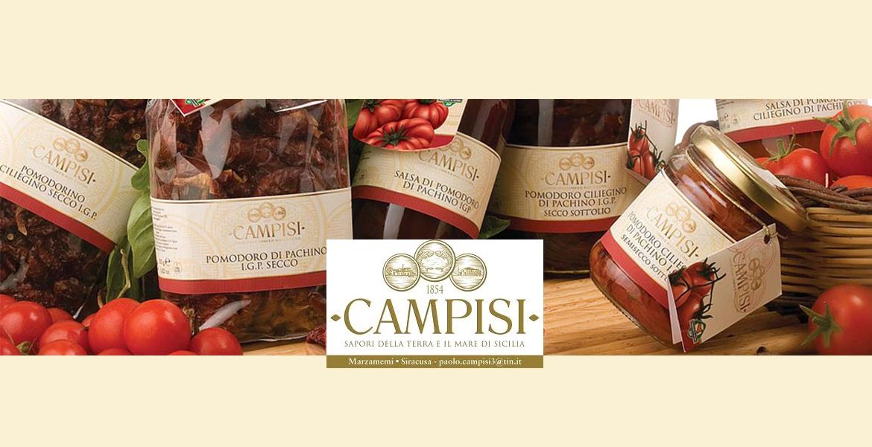 Les sauces tomates Campisi