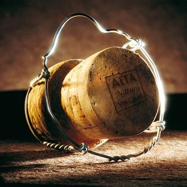 Les vins mousseux Altanatura