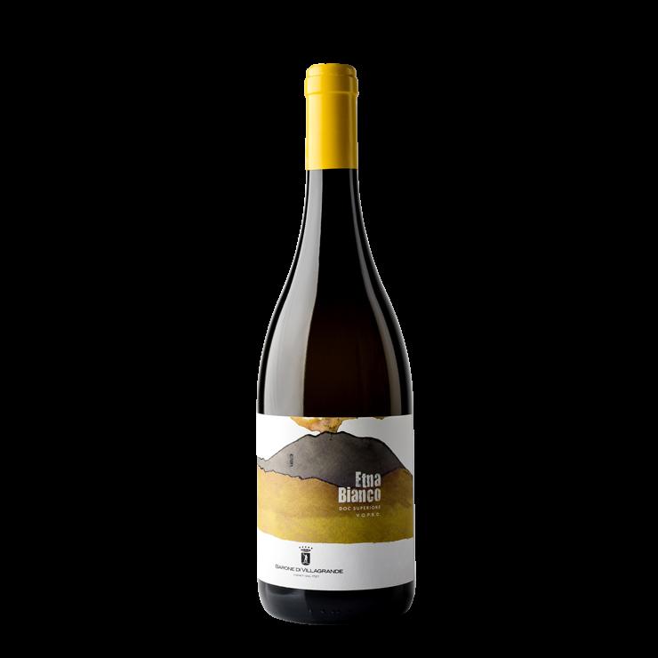 Vin blanc - Barone di Villagrande - Etna Bianco