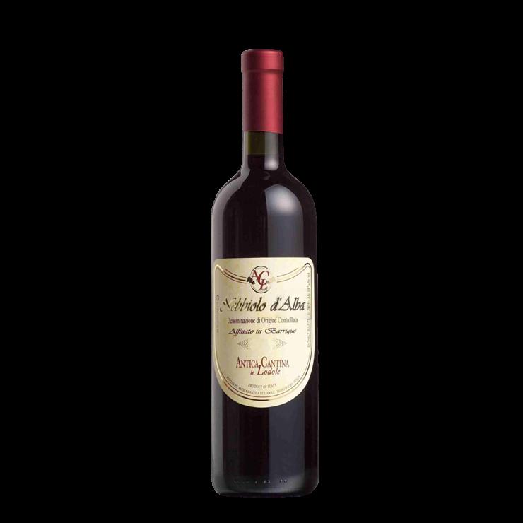 Vin rouge - Le Lodole - Nebbiolo d'Alba D.O.C.