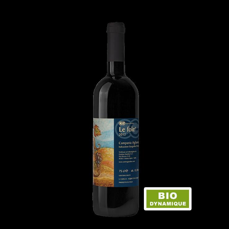 Vin rouge - Cantina Giardino - Le Fole