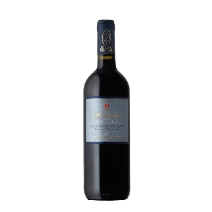 Vin rouge - TorCalvano - Pancole