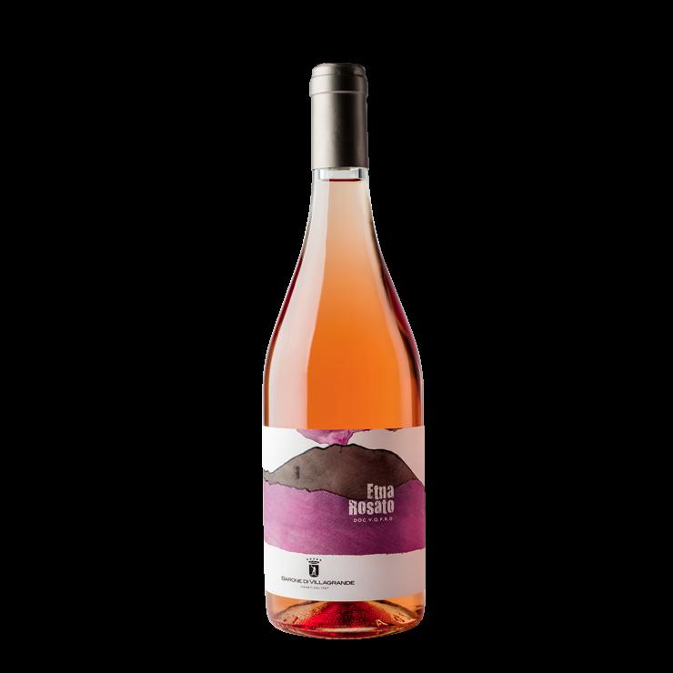 Vin rosé - Barone di Villagrande - Etna Rosato