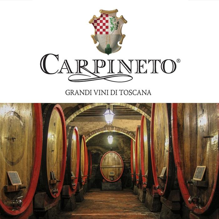 Les vins rouges chez Carpineto
