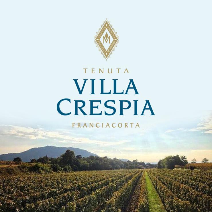 Les vins mousseux chez Villa Crespia