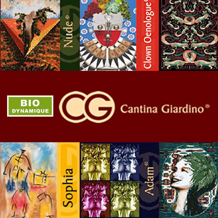 Les vins rouges chez Cantina Giardino
