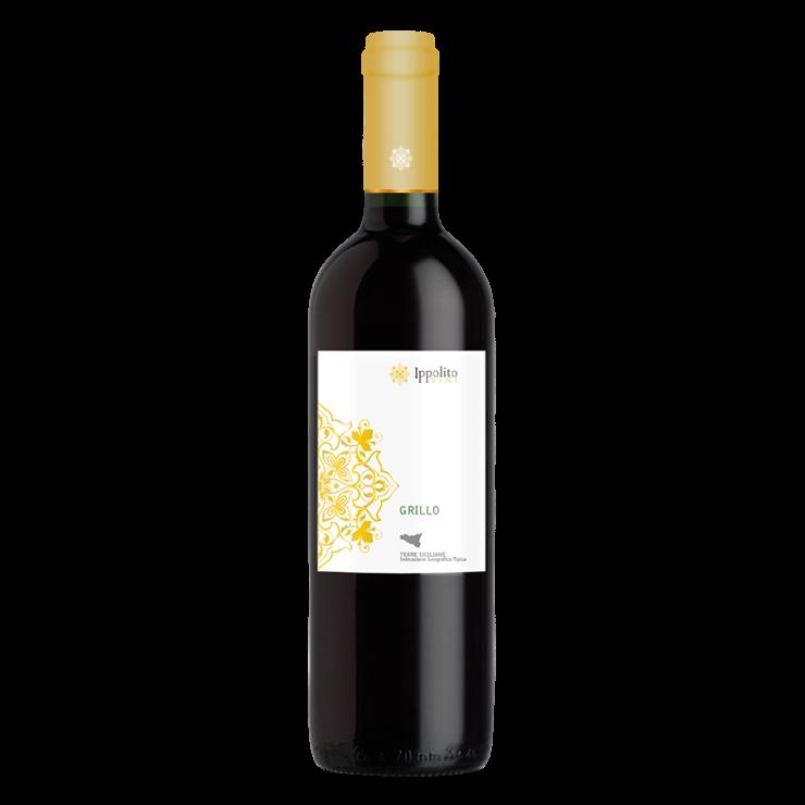 Vin blanc - Ippolito Vini - Grillo