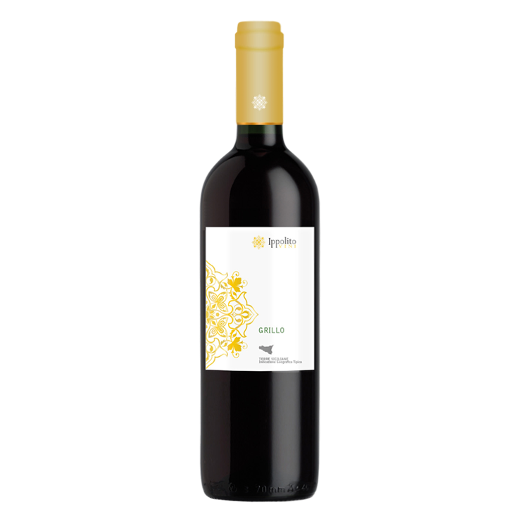 Witte wijn - Ippolito Vini - Grillo