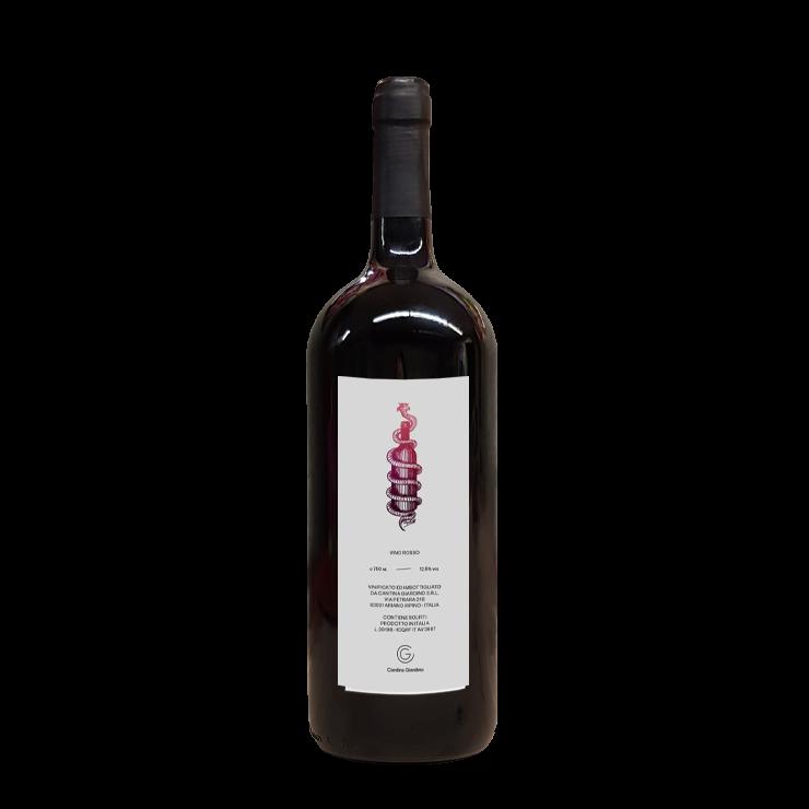 Vin rouge - Cantina Giardino - Magnum