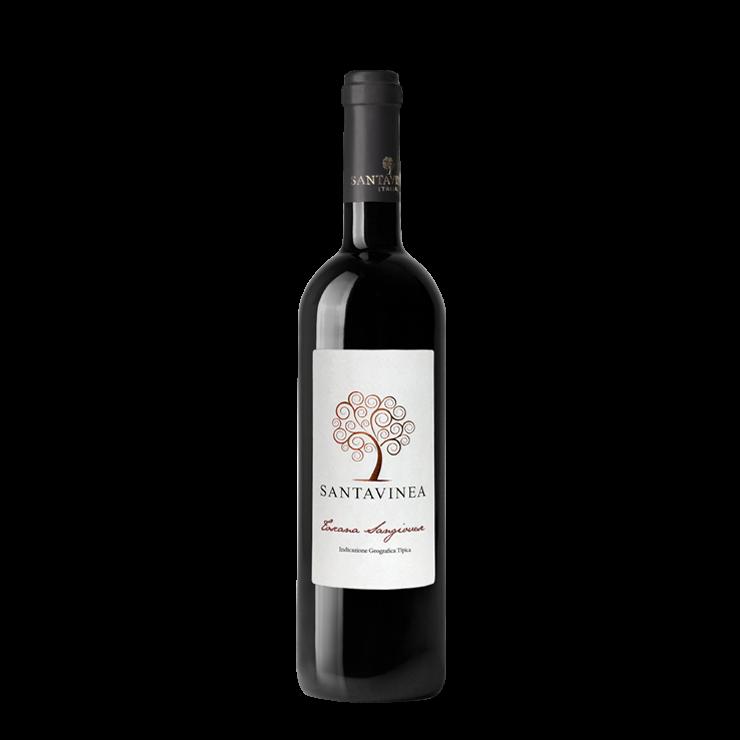 Vin rouge - Santavinea - Toscana Sangiovese