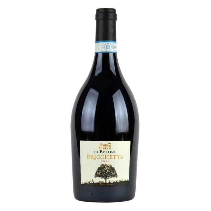 Vin Rouge - La Bollina - Bricchetta