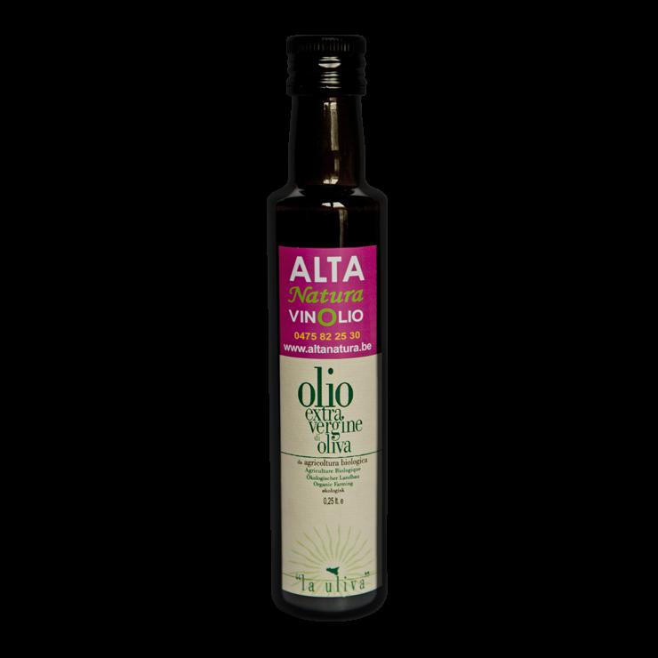 L'huile d'olive extra vierge La uliva 25cl