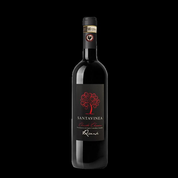 Vin rouge - Santavinea - Chianti Riserva