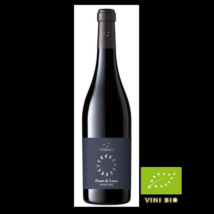 Vin rouge - Funaro - Passo di Luna