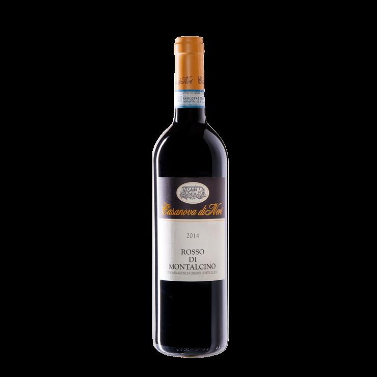Vin rouge - Rosso di Montalcino