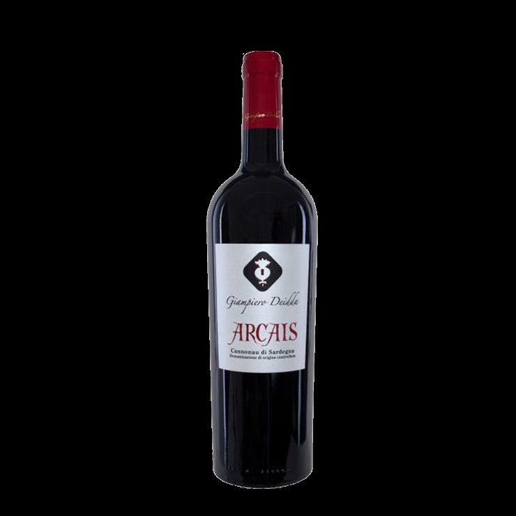 Vin Rouge - Deidda - Arcais