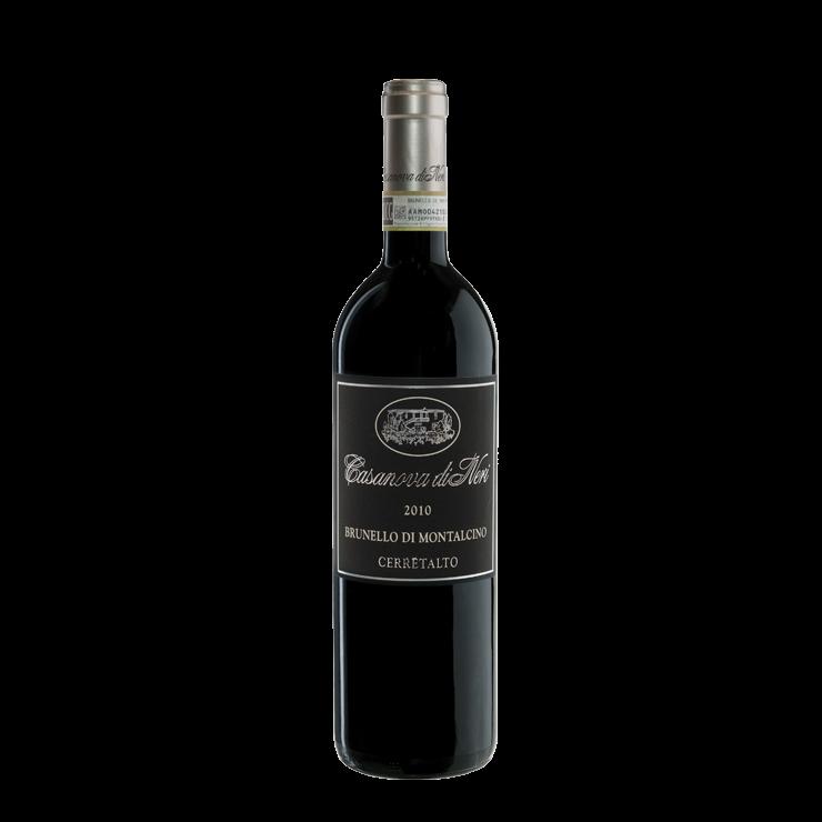 Vin rouge - Casanova di Neri - Cerretalto
