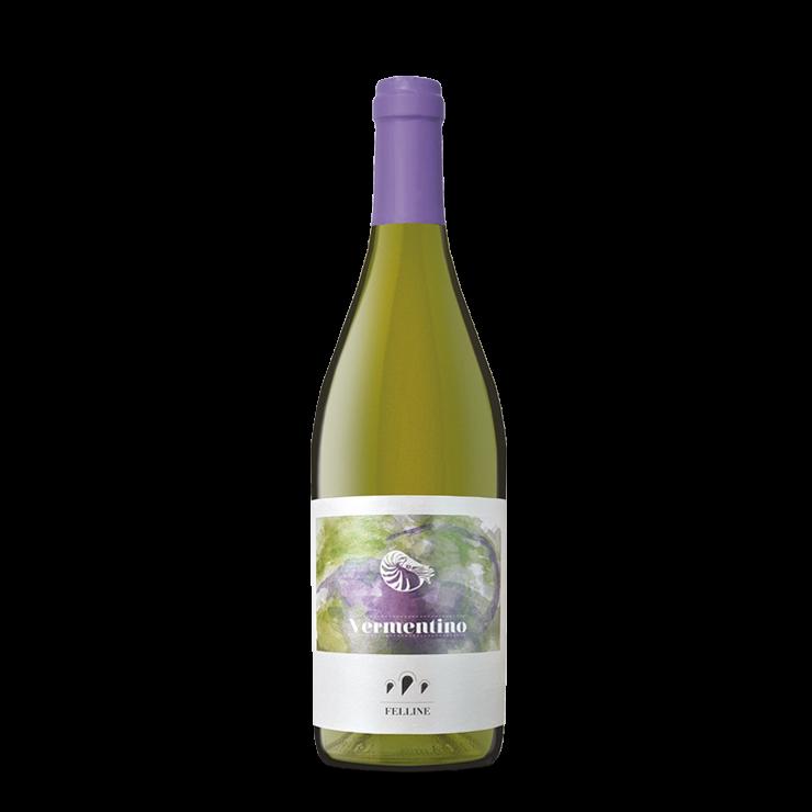 Vin blanc - Felline - Vermentino - IGP