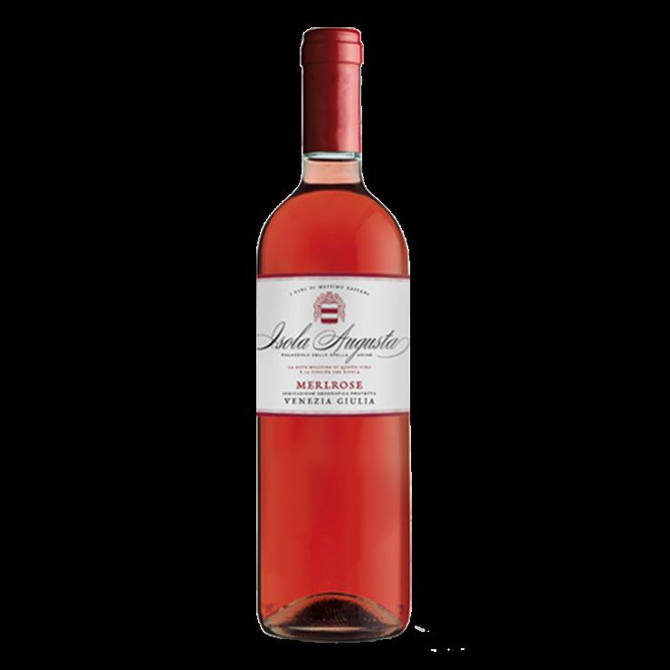 Vins rosé - Isola Augusta - Merlrose