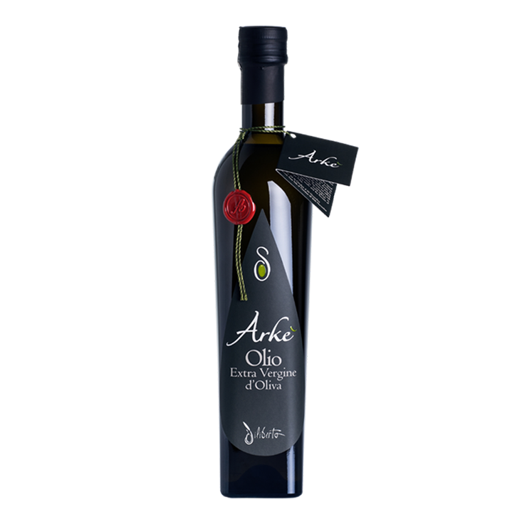 L'huile d'olive extra vierge Arkè 75cl