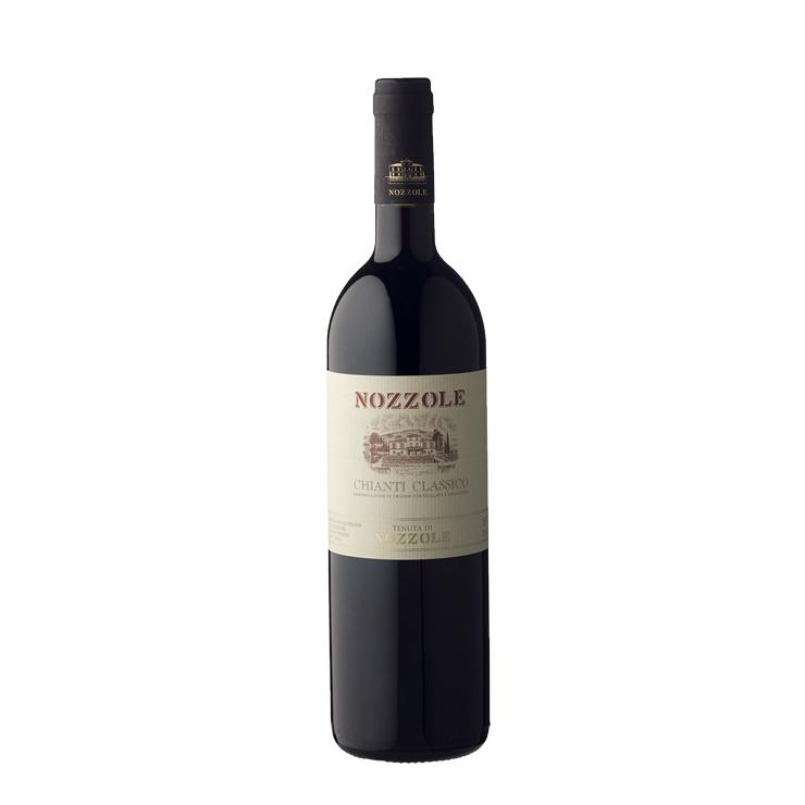 Vin rouge - Nozzole - Chianti Classico
