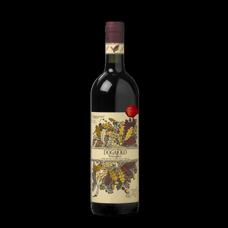 Rode wijn - Carpineto - Dogajolo