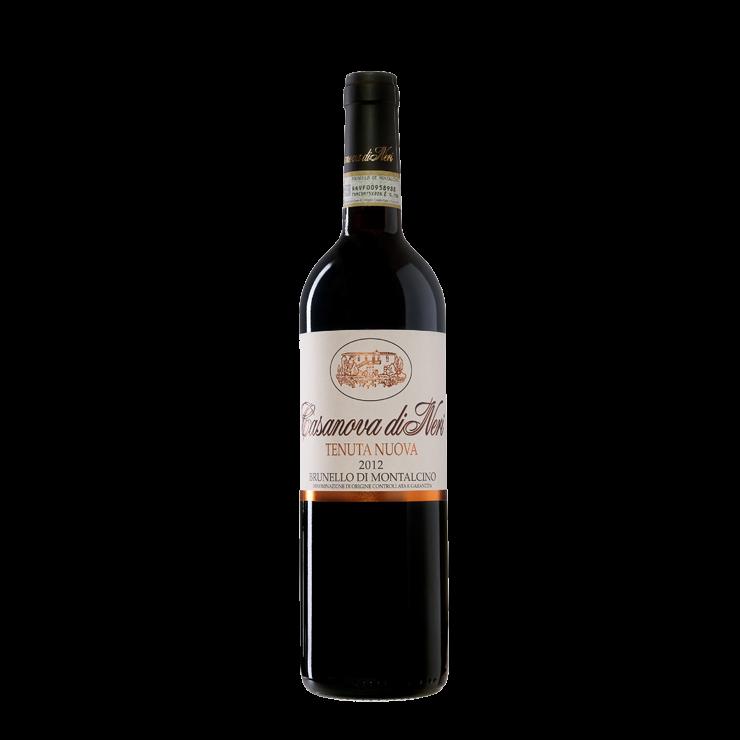 Vin rouge - Casanova di Neri - Tenuta Nuova