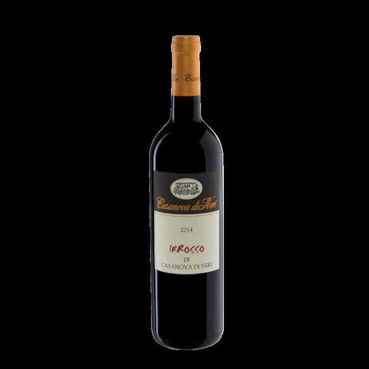 Vin rouge - Casanova di Neri - IrRosso