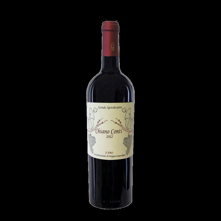 Rode wijn  - Chiano Conti - 2012