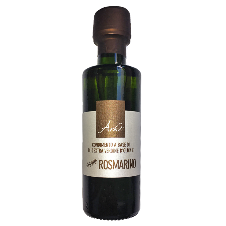 Huile aromatisée au romarin Arkè 10cl