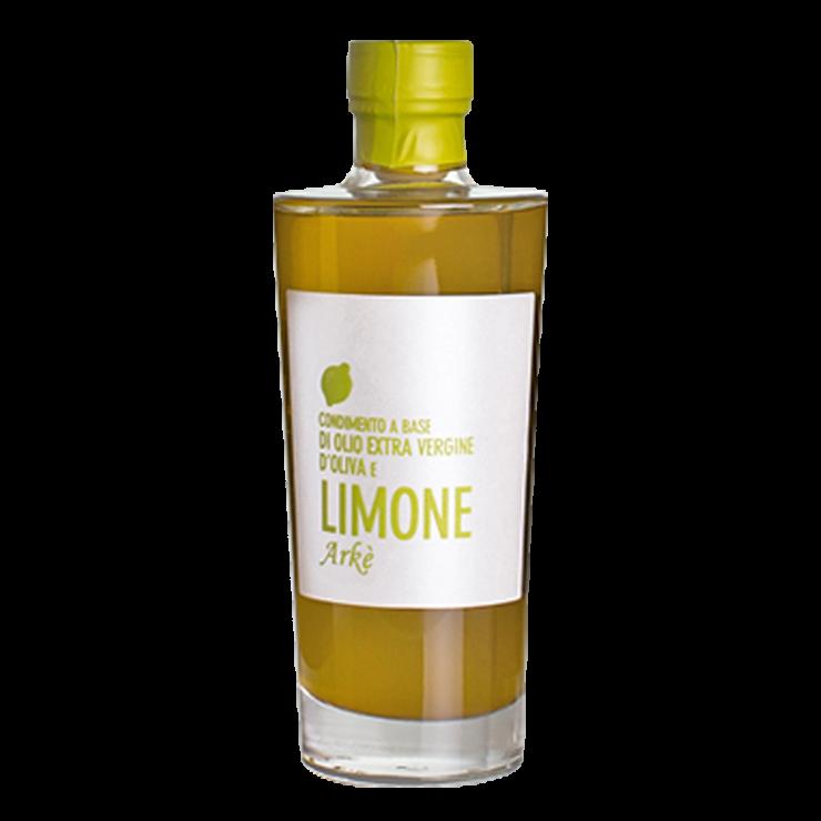 Huile aromatisée au citron Arkè 20cl