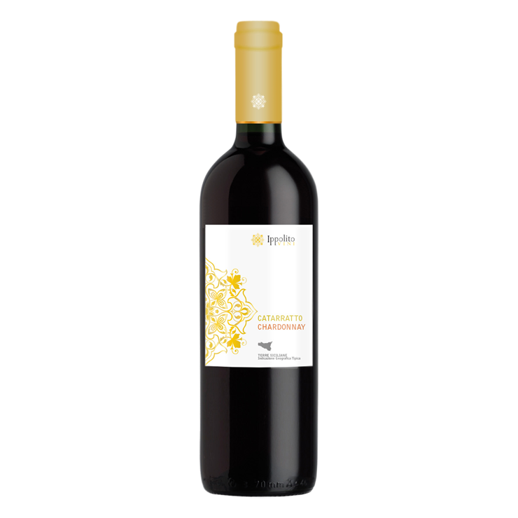 Vin blanc - Ippolito Vini - Catarratto Chardonnay