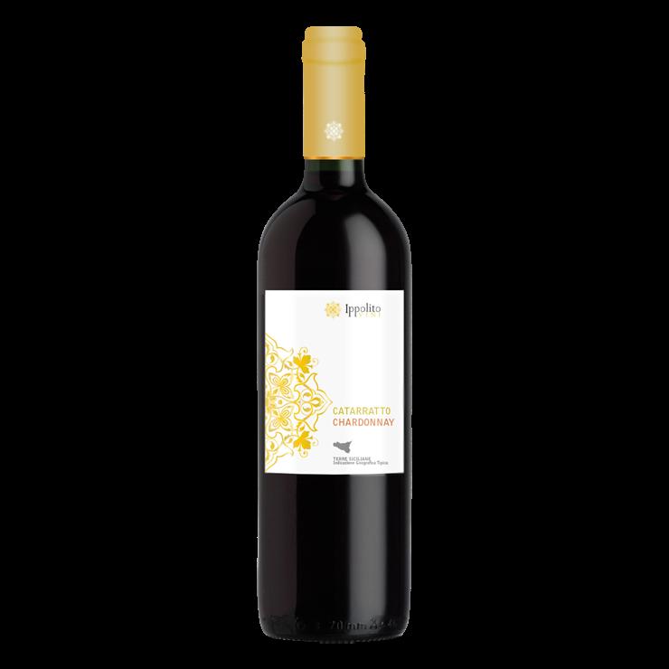 Witte wijn - Ippolito Vini - Catarratto Chardonnay