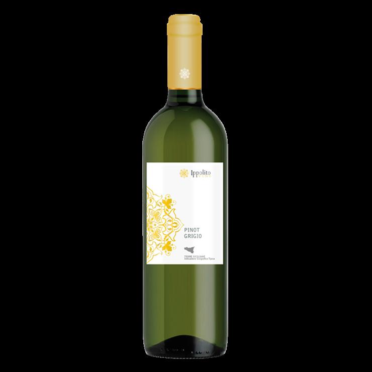 Vin blanc - Ippolito Vini - Pinot Grigio