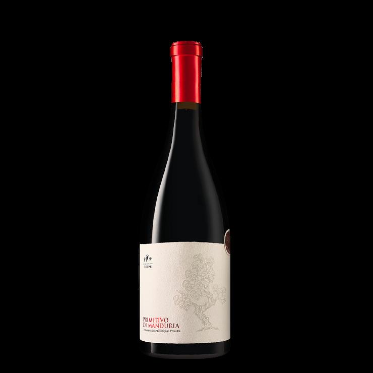 Vin Rrouge - Felline - Primitivo di Manduria