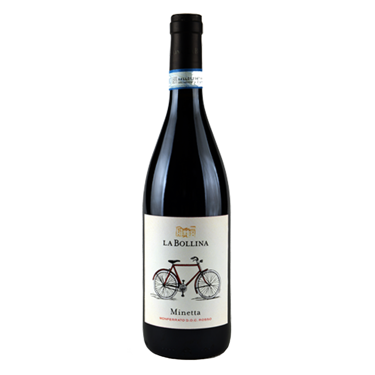 Vin Rouge - La Bollina - Minetta