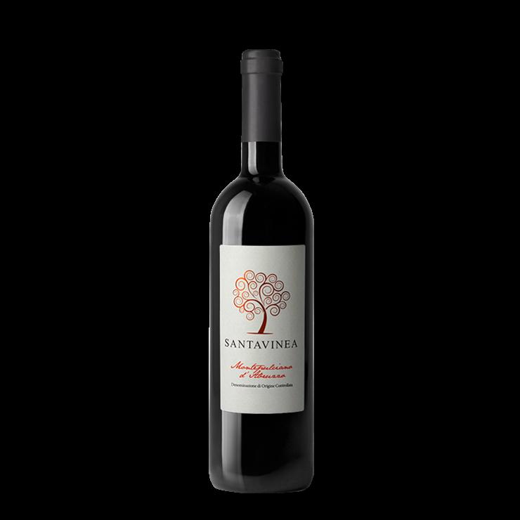 Vin rouge - Santavinea - Montepulciano