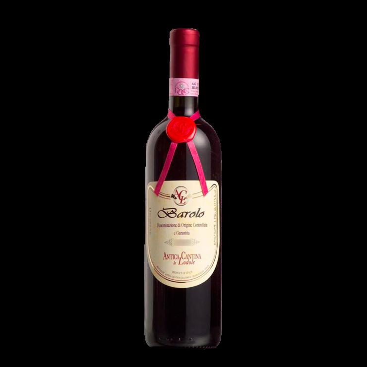 Vin rouge - Le Lodole - Barolo