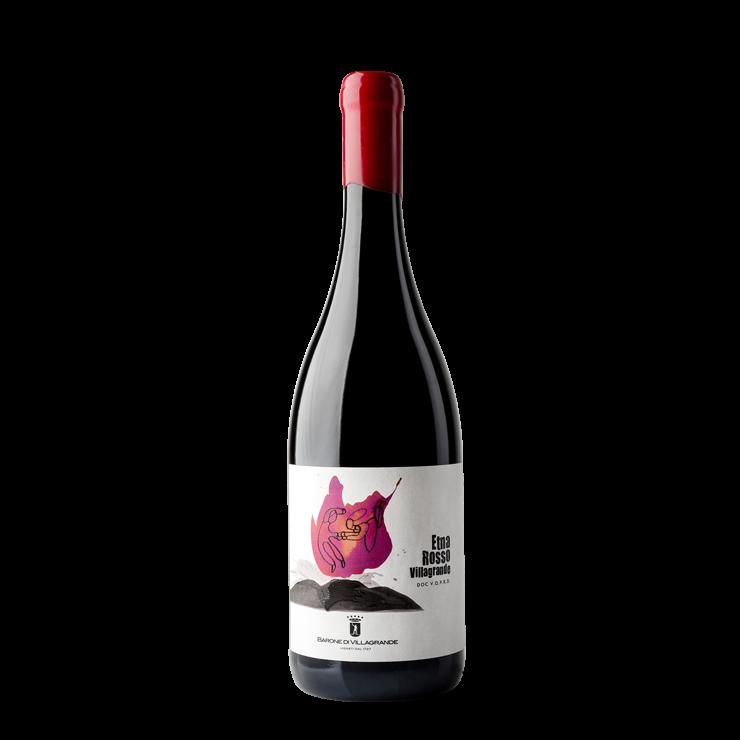 Vin rouge - Etna Rosso Riserva